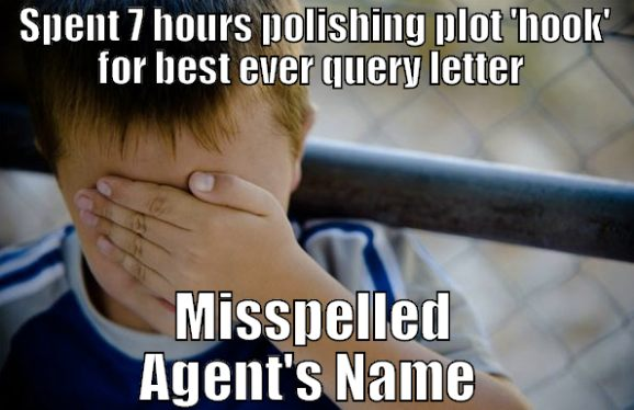 Image result for query letter meme